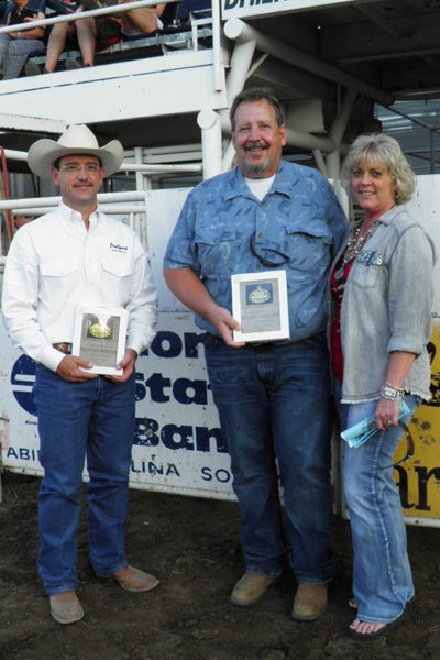 10-Year Sponsors Awarded: Sonic and API - Agri Producers