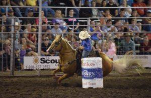 Wild Bill Hickok Rodeo 2016