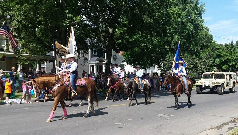 2016 WBHR Parade