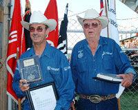 2006: Sidney Hammond & Bruce Kogler Honored for 20 Years of Service