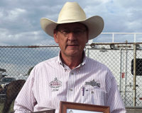 2012: Jim Krueger Honored for 20 Years of Service