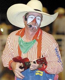 Rodeo Clown Dale