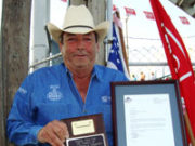 2009: Roger Watt Honored for 20 Years of Service