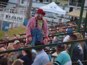 Wild Bill Hickok Rodeo 2016 Thursday Night