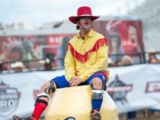 2017 Pro Rodeo Clown & Barrelman - John Harrison
