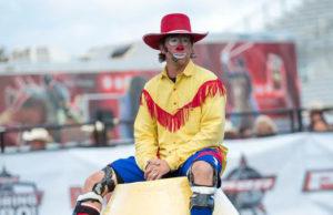 2017 Pro Rodeo Clown & Barrelman - John Harrison