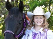 Miss Rodeo K-State 2017: Emily Ebert
